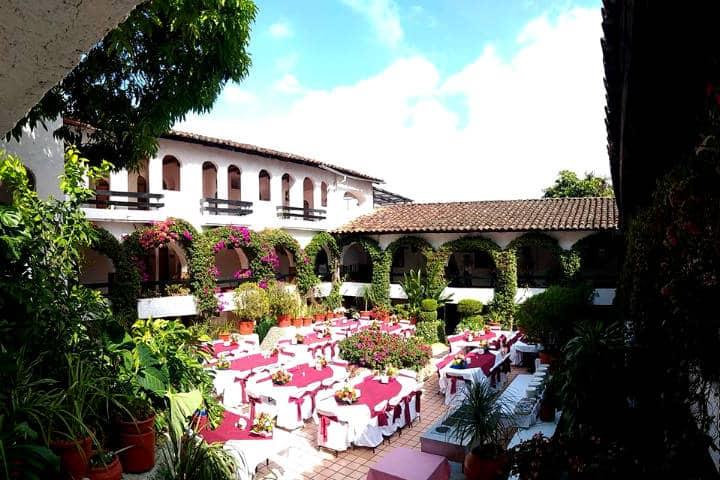 Qué hacer en Pahuatlán. Foto: Hotel San Carlos de Pahuatlan