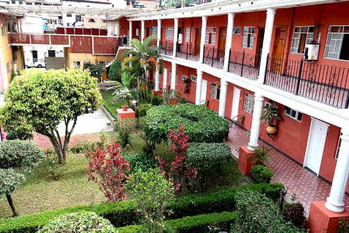 Dónde hospedarse en Pahuatlán Foto Mexico Desconocido