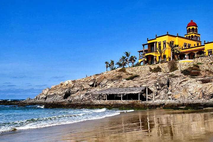 Dónde hospedarse en Todos Santos Foto Phocea México