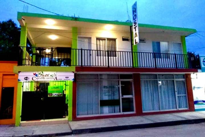 Dónde hospedarse en la Huasteca Potosina Foto Hostal Casa Huasteca