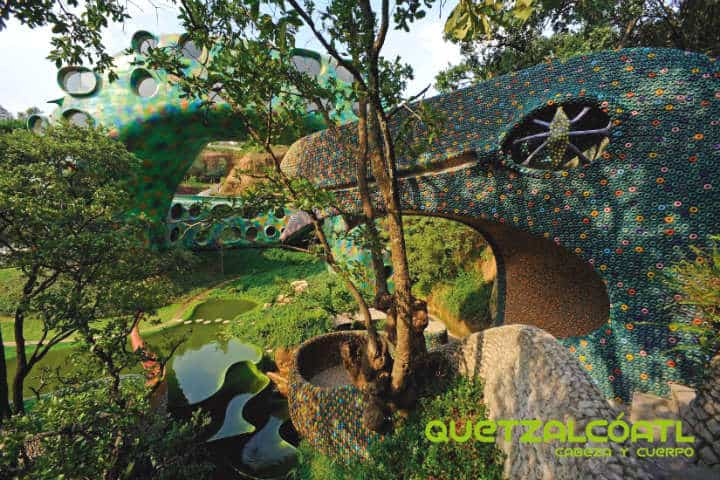 Quetzalcóatl. Foto: Javier Senosiain