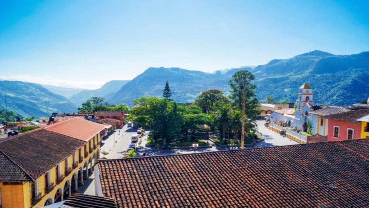 Dónde hospedarse en Pahuatlán Puebla. Foto Traviare