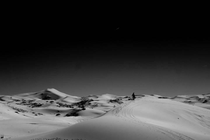 Dunas de Samalayuca Foto Giulian Frisoni