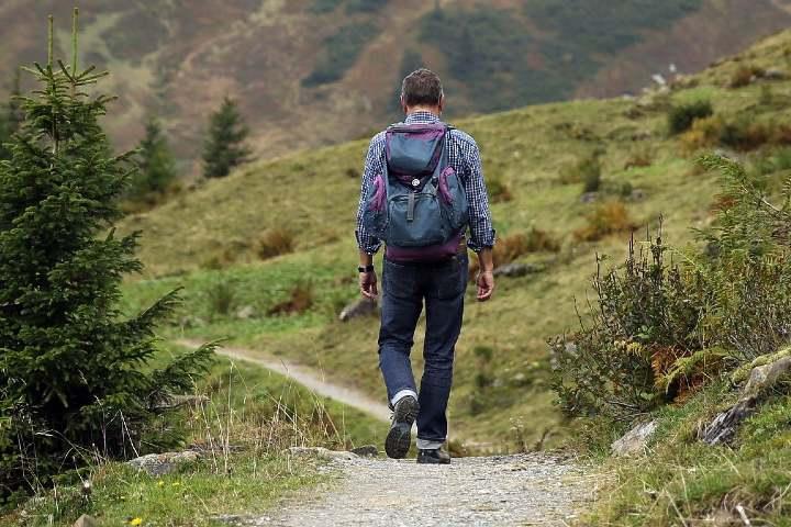 Ecoturismo en el nevado de Colima. Foto: Pixabay.