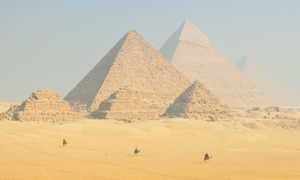 Egipto. Foto Pxhere