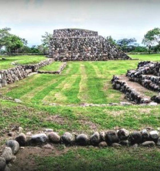 El Chanal. Foto Guida Archeologia