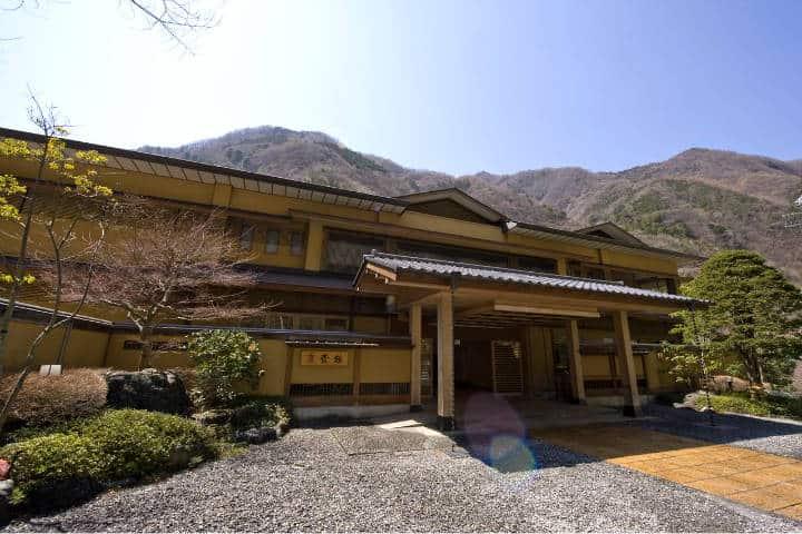 El hotel más viejo del mundo Foto Nishiyama Onsen Keiunkan