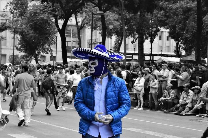 Eventos en la CDMX. Foto Angel Chavez.