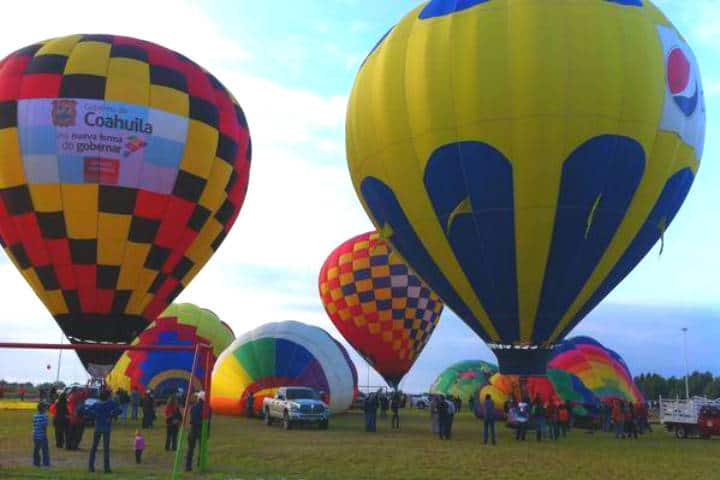 Ferias y festivales de Cuatro Ciénegas. Foto Paurakes