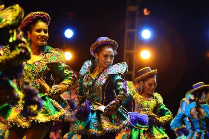 Festival Cervantino. Foto Gabriel Morales.