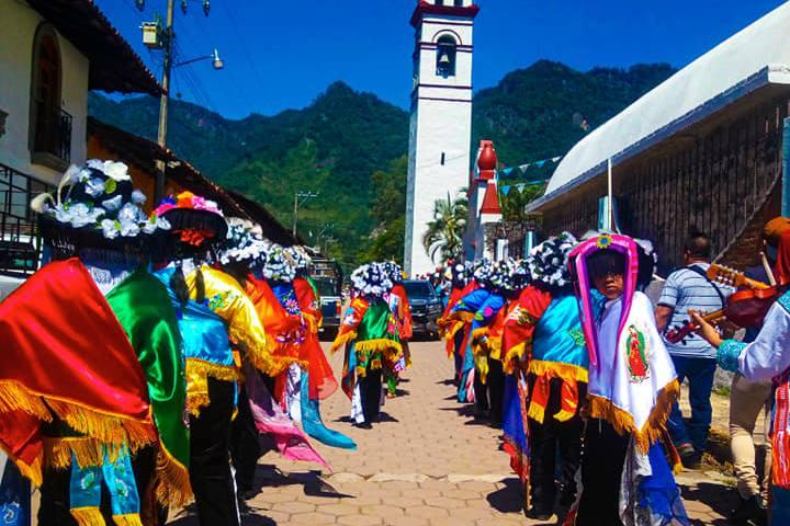 Fiesta de Pahuatlán Puebla. Foto. Pixabay.