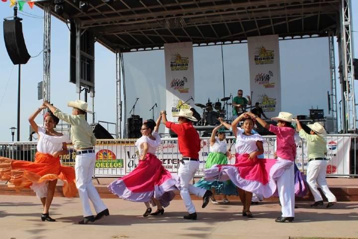 Fiesta de Pahuatlán Puebla.Foto: River Parks Authority