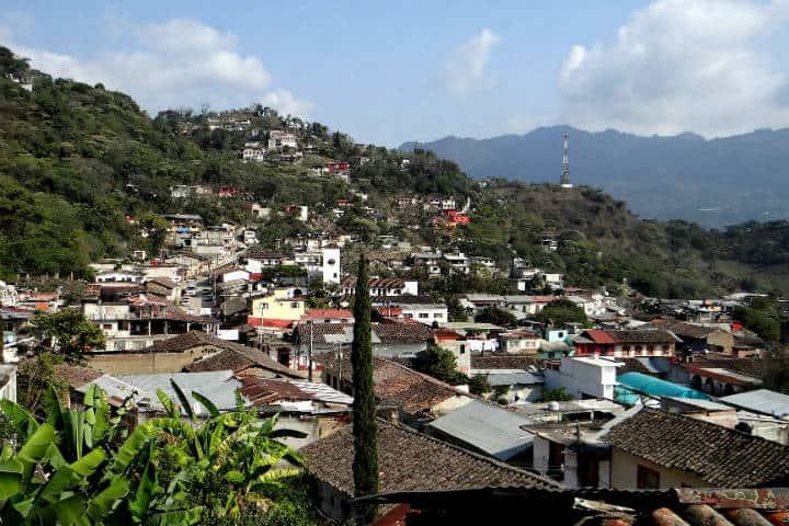 Fiestas y clima de Pahuatlán Foto RaUko