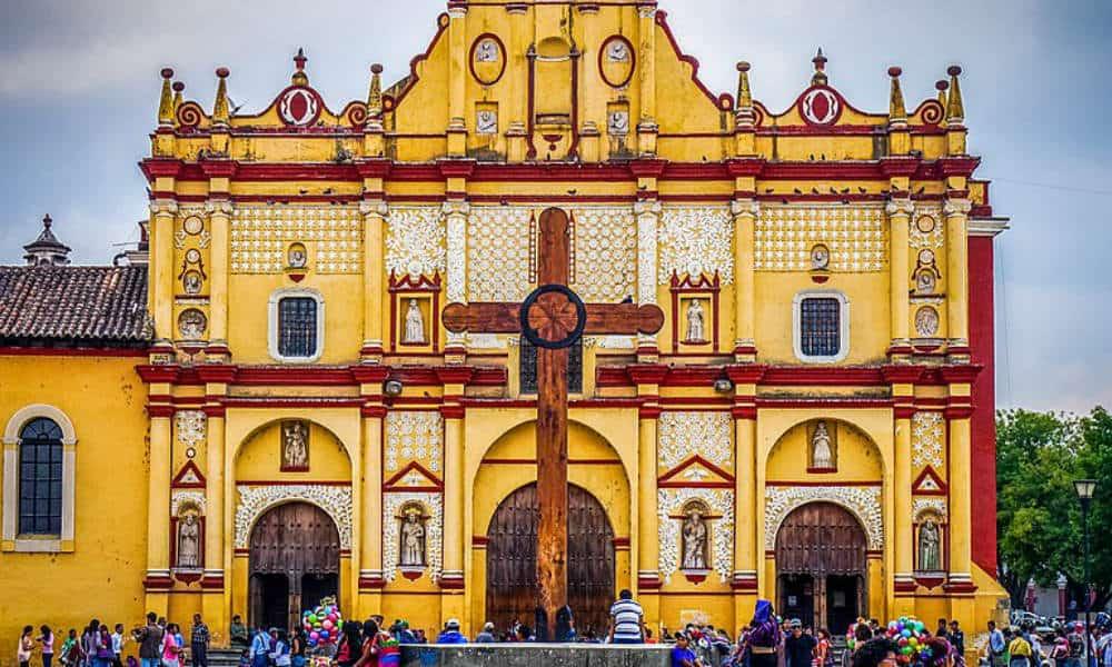 San Cristóbal de las Casas Foto: GameOfLight