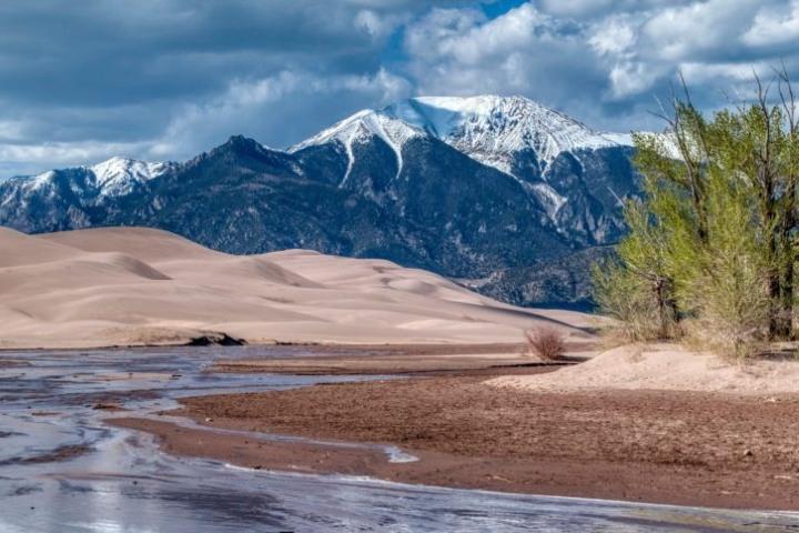 Great Sand Dunes. Foto_ KRDO