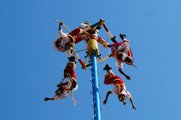 Guía completa que hacer en Pahuatlán. Voladores Papantla.