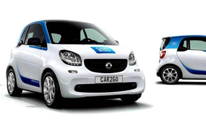 Hacer que tu viaje sea más sustentable Foto Car2Go