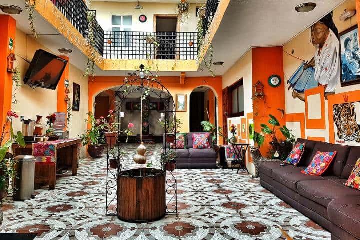 Hotel Amayal. Foto Hotel Amayal