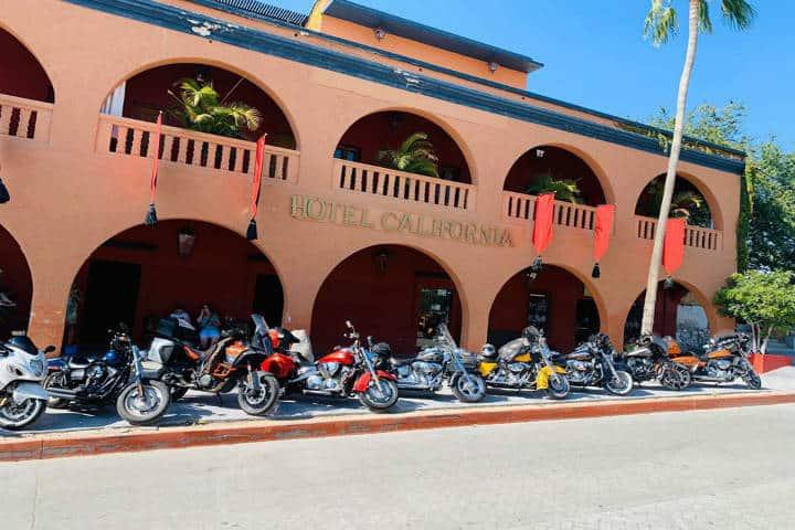 Hotel California. Foto Adriana Rosas