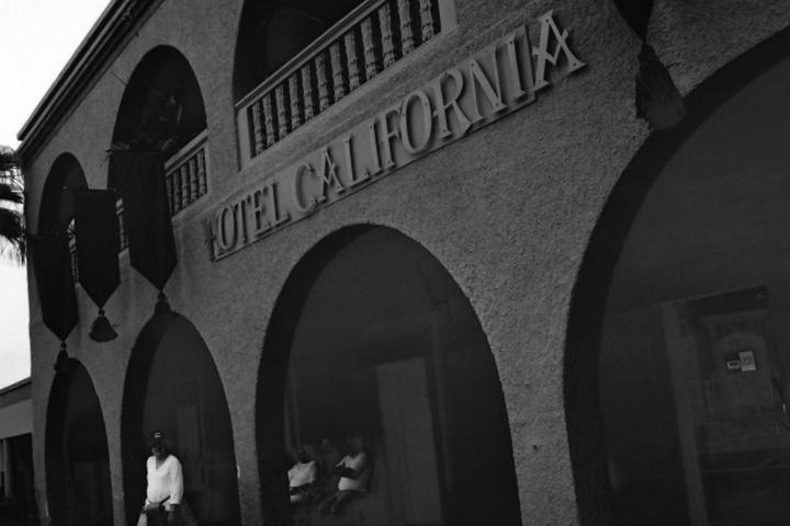 Hotel California. Foto Flickr