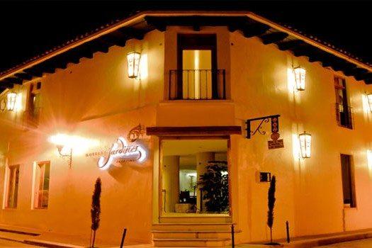 Hoteles Jardines (1)