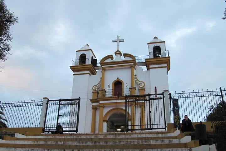 Iglesia San Cristóbal de las Casas. Foto Weebly