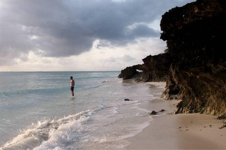 Isla Zanzíbar Foto Samir Luther