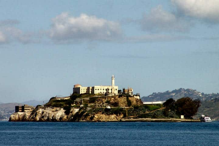 Isla de Alcatraz Foto Dennis Matheson