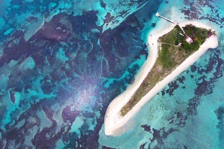 Isla de en medio. Foto Alfredo Moran Photographic Life