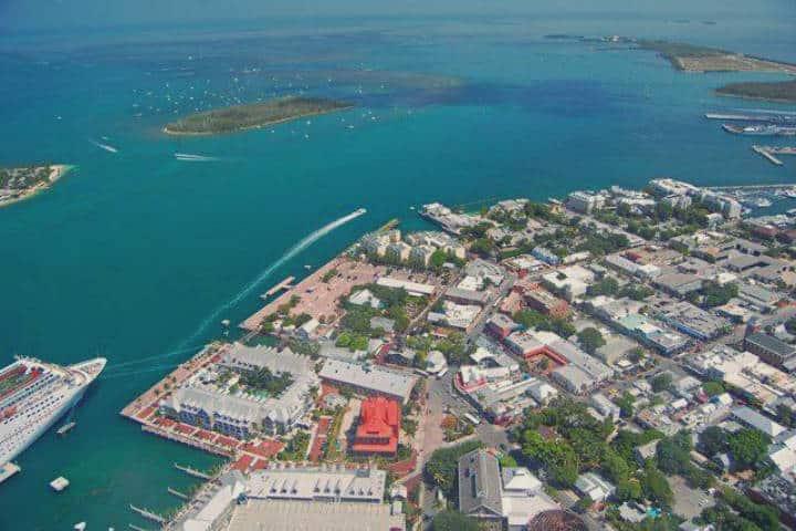 Islas que se pueden rentar para vacacionar. Key West. Foto: Florida Keys