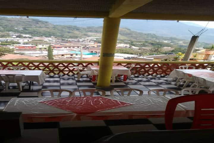 La Guina. Foto La ÚNICA FONDA GUINA