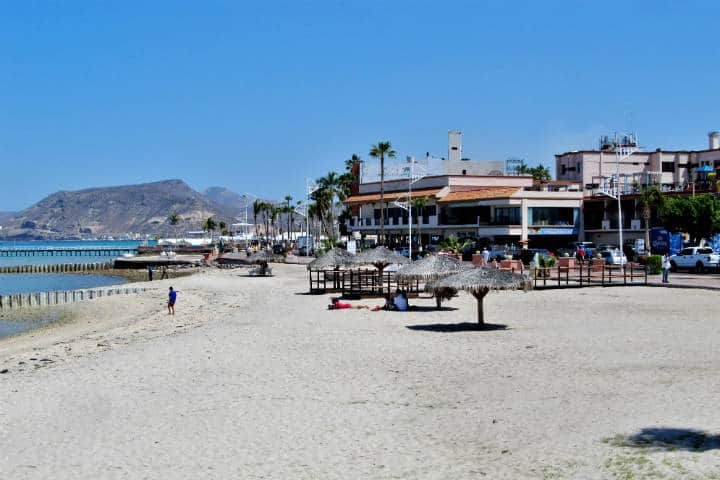 La Paz uno de los mejores destinos Foto Jasperdo