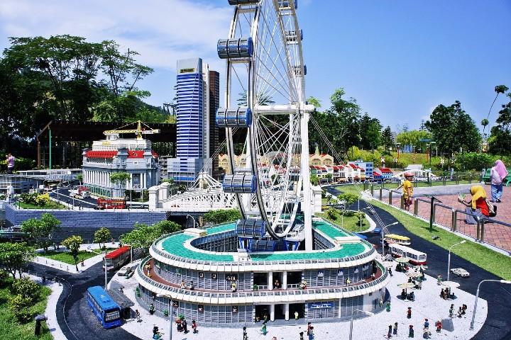 Legoland. Foto Omeng