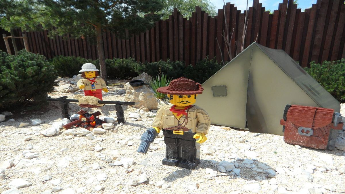 Legoland. Foto Pixabay