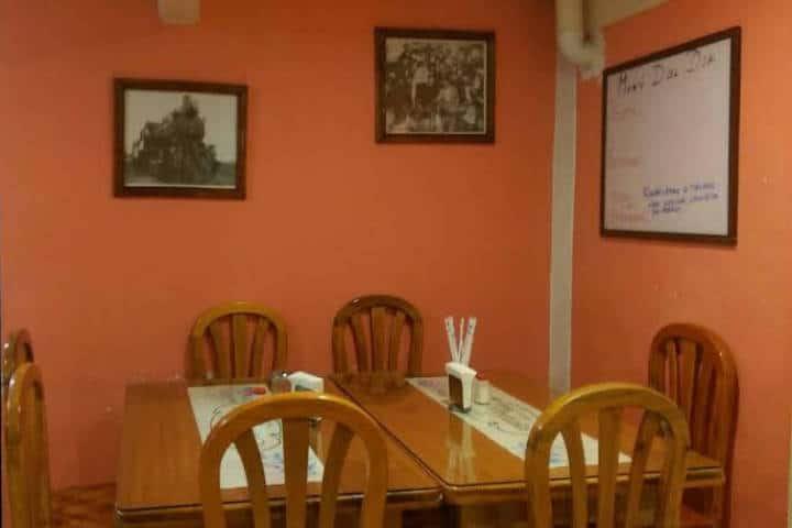 Los Portales. Foto Restaurant Guru