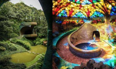 Nido de Quetzalcoatl. Foto_ Mx City