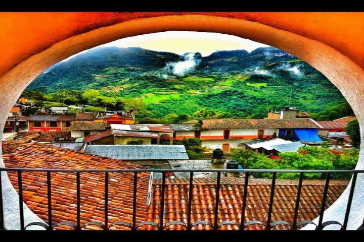 Pahuatlan. Foto Iván Caballero