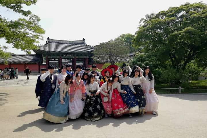 Palacio Changdeokgung Foto El Souvenir 2
