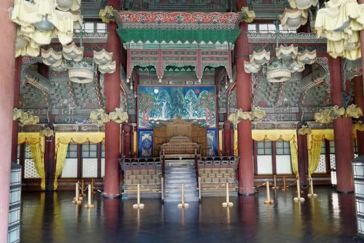 Palacio Changdeokgung Foto El Souvenir 3