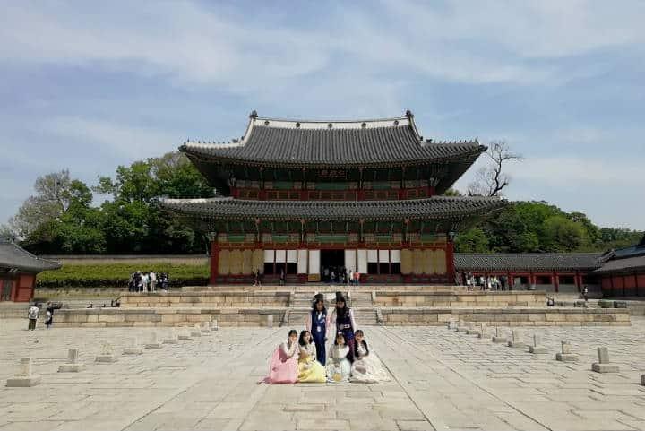 Palacio Changdeokgung Foto El Souvenir 4
