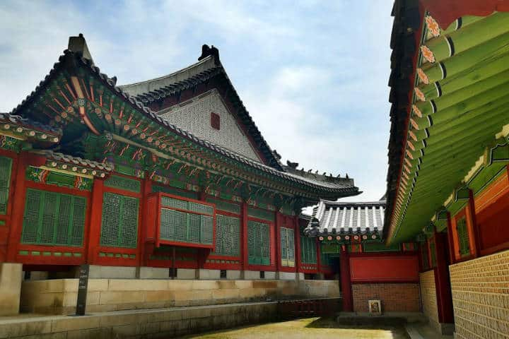 Palacio Changgyeonggung Foto el Souvenir 3