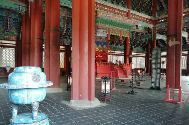 Palacio Gyeongbokgun Foto El Souvenir 10