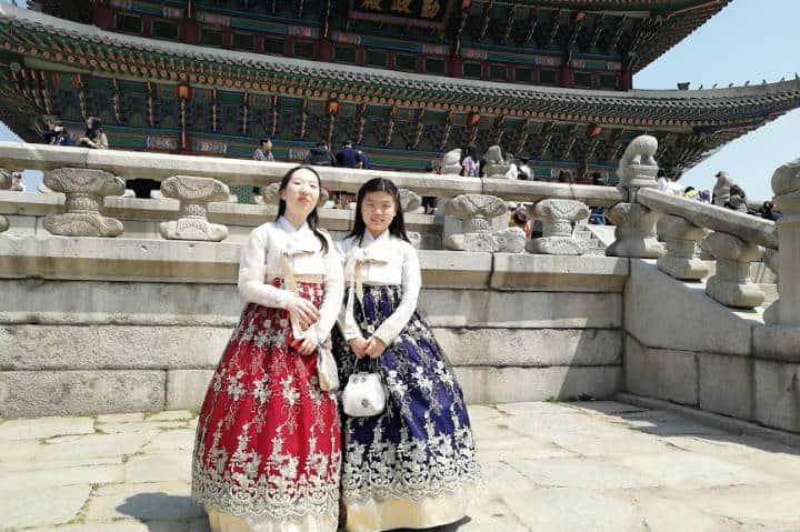 Palacio Gyeongbokgun Foto El Souvenir 13