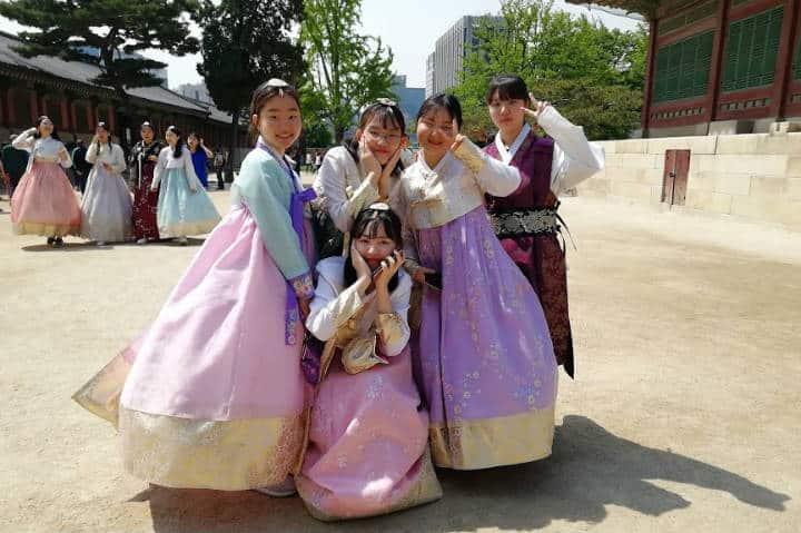 Palacio Gyeongbokgun Foto El Souvenir 3