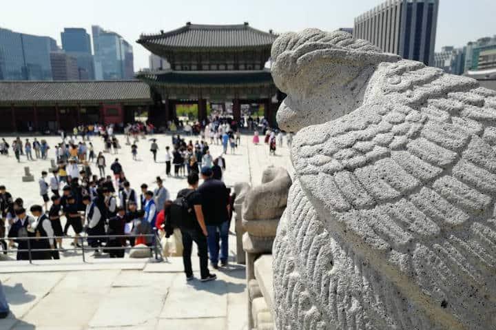 Palacio Gyeongbokgun Foto El Souvenir 4