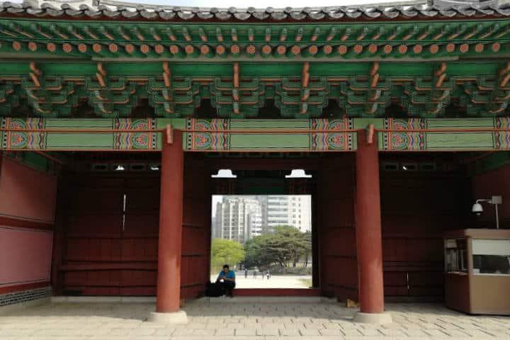 Palacio Gyeonghuigung Seúl Foto El Souvenir 4
