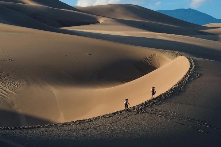 Parque Nacional y Reserva Grandes Dunas. Foto_ Colorado Spring Gazette