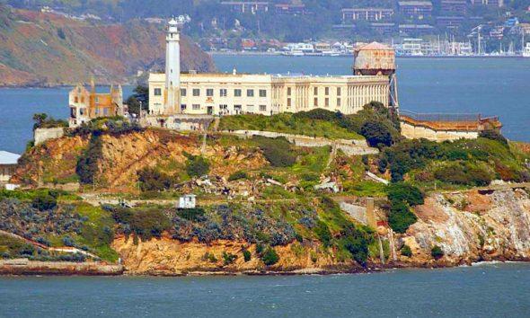 Isla de Alcatraz Foto: Pixabay