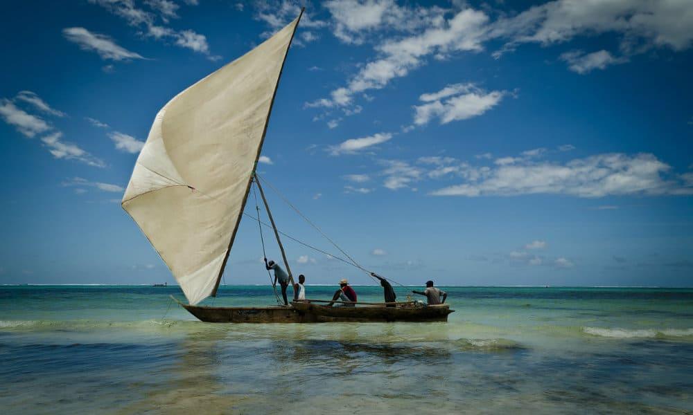 Isla Zanzíbar Foto: Pixabay