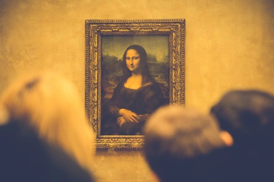Louvre, la parada obligada de París Foto: Pixabay